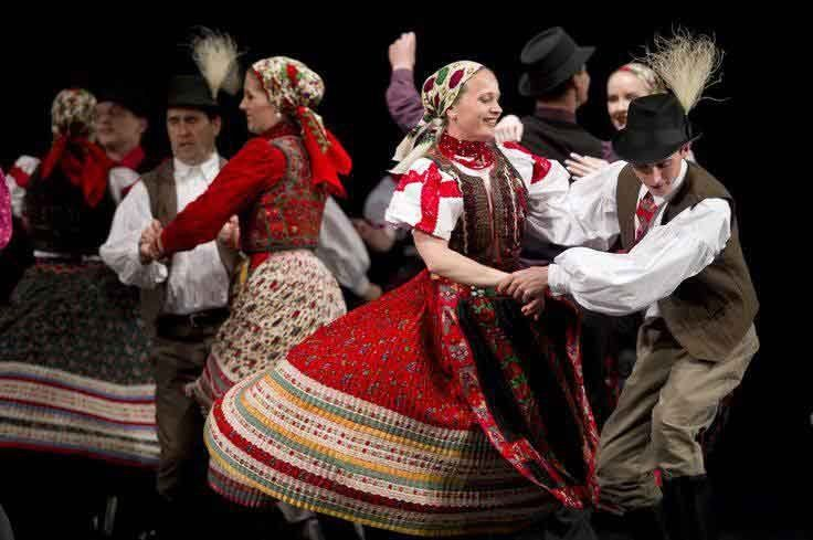 New Year's Eve Hungarian Folklore show with Standing Reception