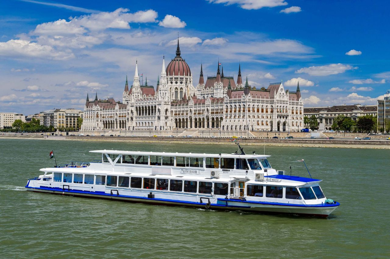 Cruise on the Danube
