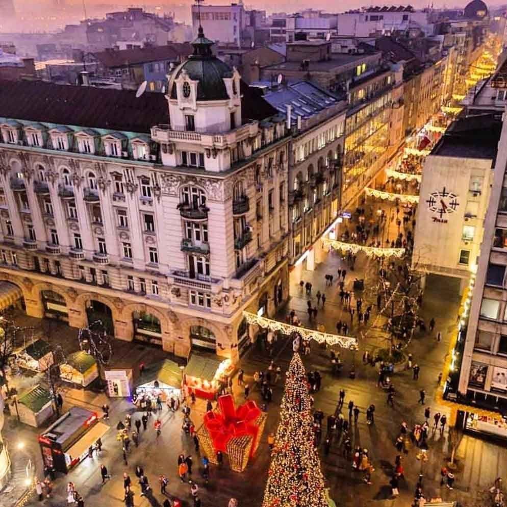 Zágráb Karácsonyi Vásár Látogatás