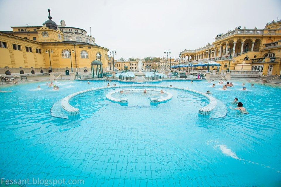 Széchenyi Spa + Dinner & Cruise with Live Music