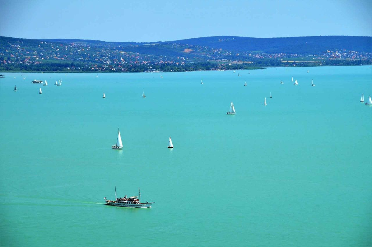 Balaton Excursion - Tihany, Füred, Herend