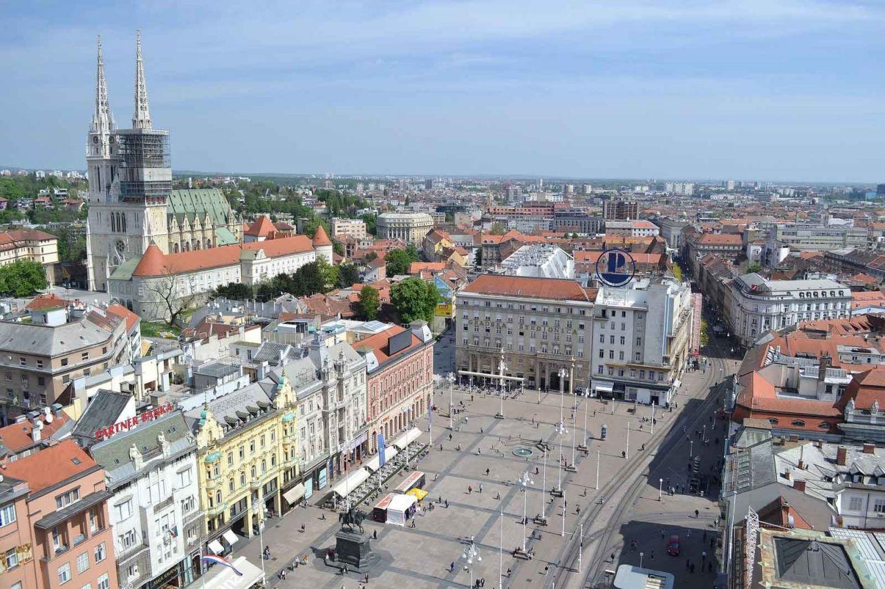 Excursion in Zagreb