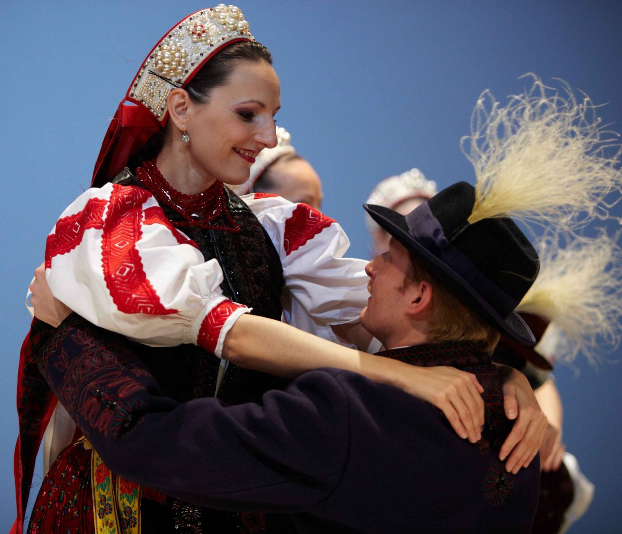 New Year's Eve Gala Dinner with Hungarian Folklore Show