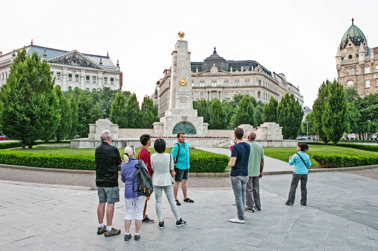 Budapest Hammer & Sickle Tour -  Communist Times, 56 Revolution, WW I & II