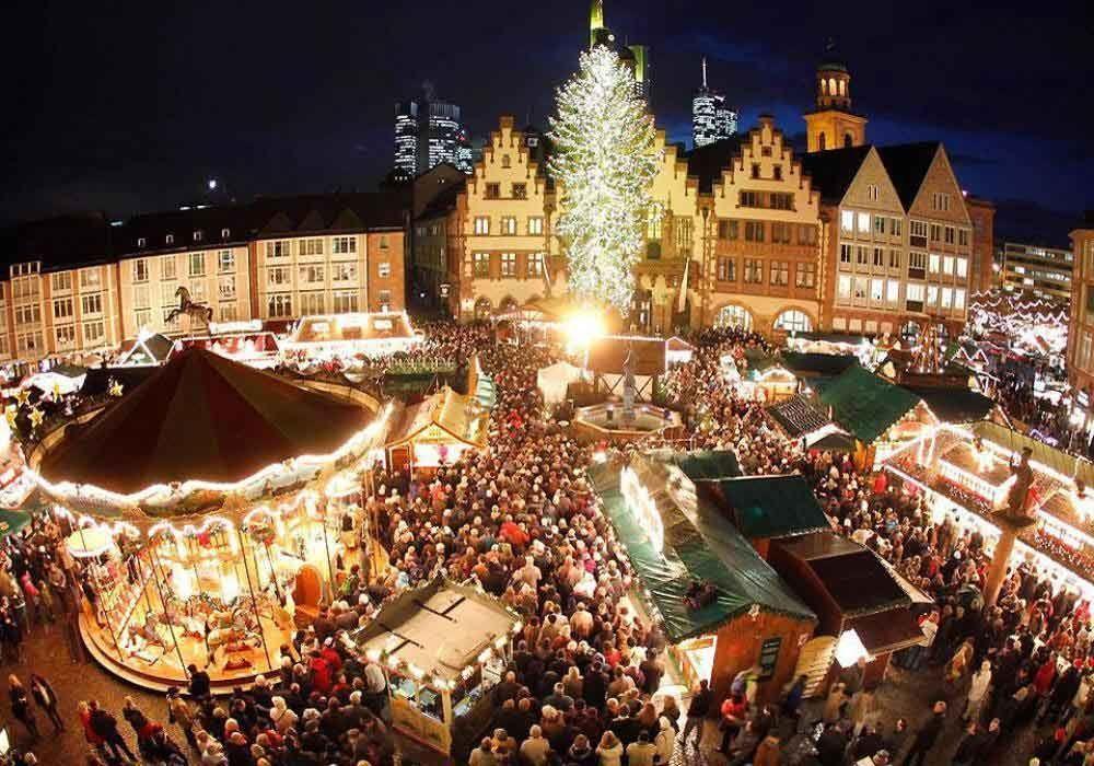 Vienna Christmas Market Visit