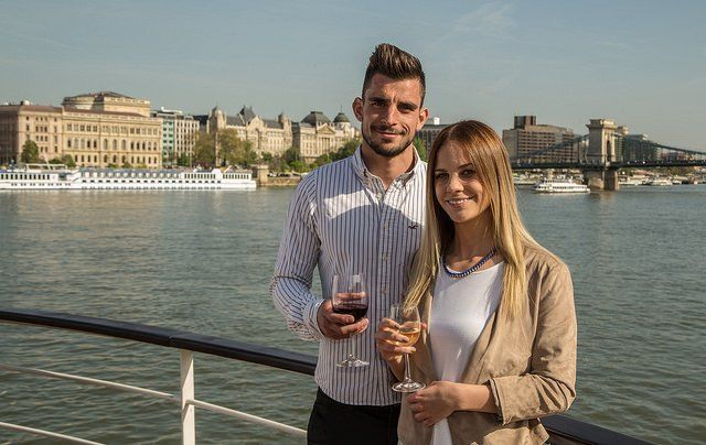 Danube Cruise with Welcome Drink