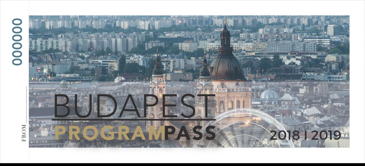 Budapešť ProgramPass
