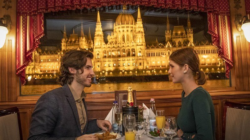 Budapest Dinner and Cruise with Live Music