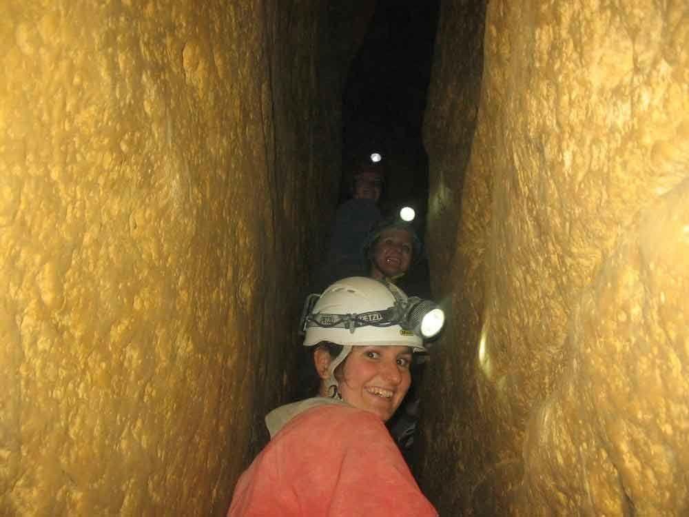 Budapeştede Mağara Turu