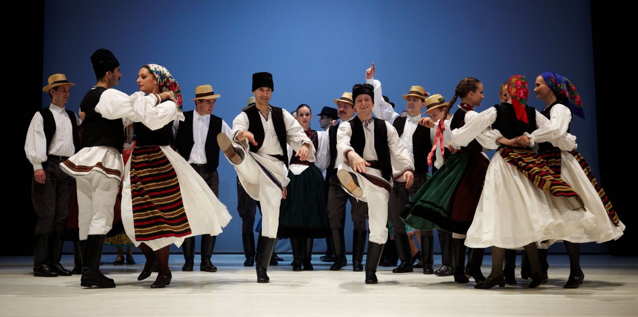 Hungarian Dance Performance